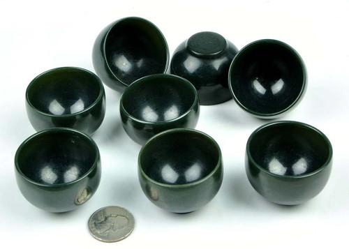 Jade stone Shot Glasses