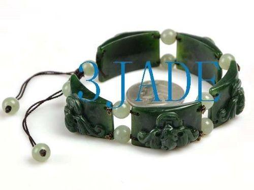 Bat Beads Bracelet