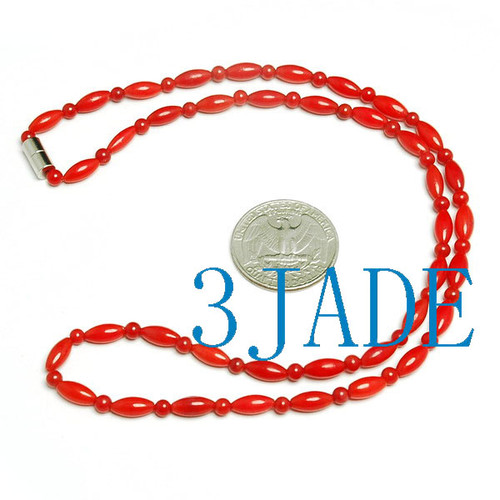 Drum Beads Necklace