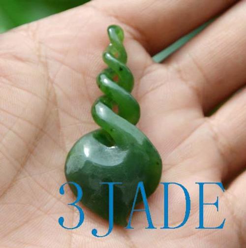 Maori jade twist
