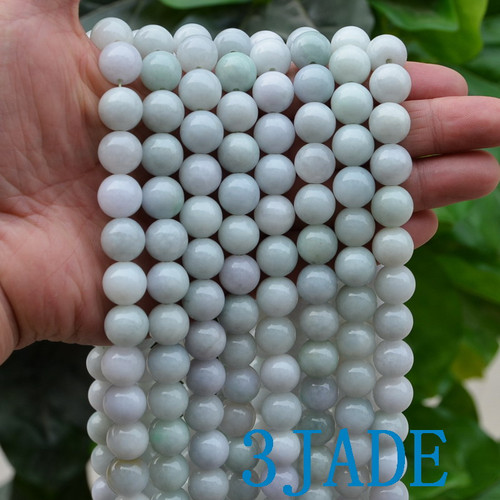 A Grade Jade Necklace