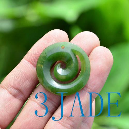 green jade swirl