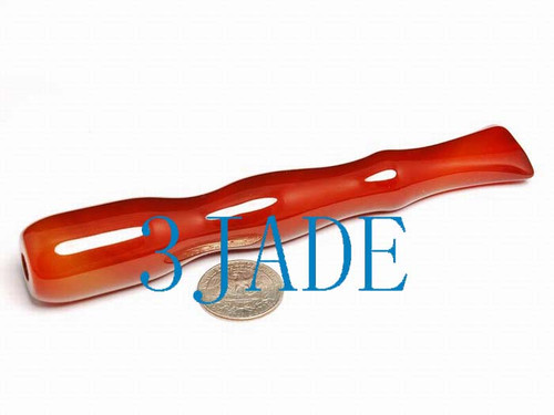Red Agate Cigarette holder