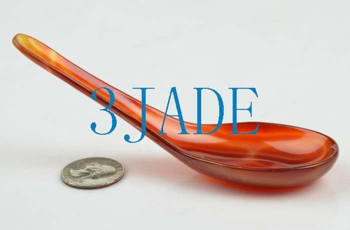 Red Agate spoon