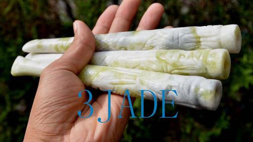 jade Tobacco Pipes