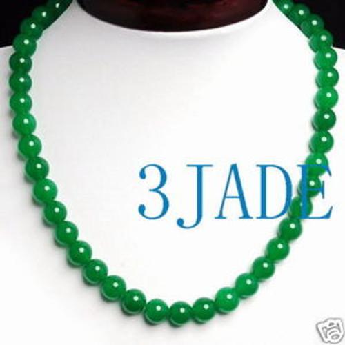 Green Quartz Necklace