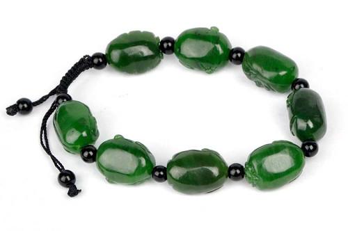 Jade Bracelet,