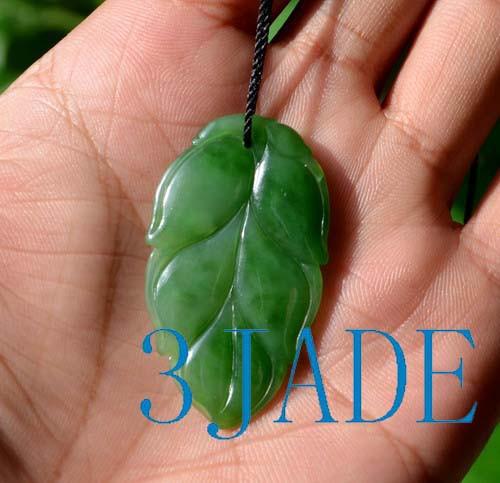 green jade leaf
