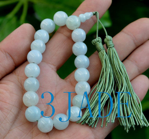 Jade Prayer Beads