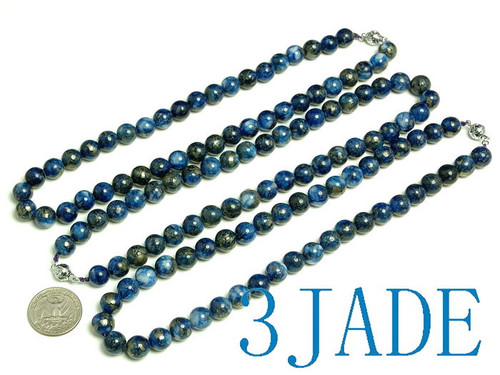 10mm beads necklace