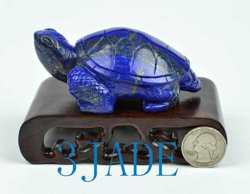 Lapis Lazuli Turtle