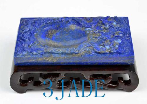 Lapis Lazuli Inkstone