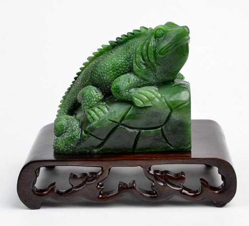 green jade lizard