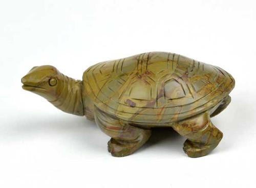 Bamboo Stone Turtle