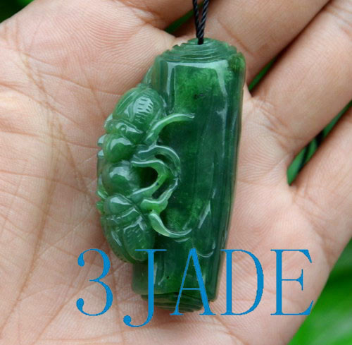jade insect