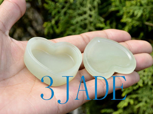 Jade Powder Box