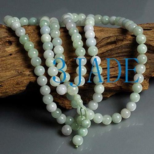 jadeite jade prayer beads