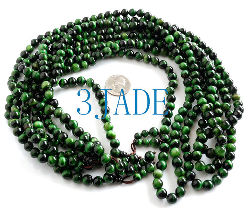 gemstone prayer beads