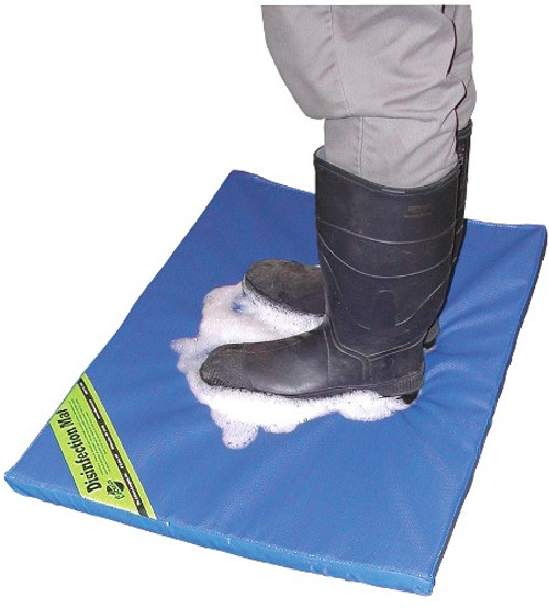 Boot Disinfection Mat 34 Quot X 24 Quot Hamby Dairy Supply