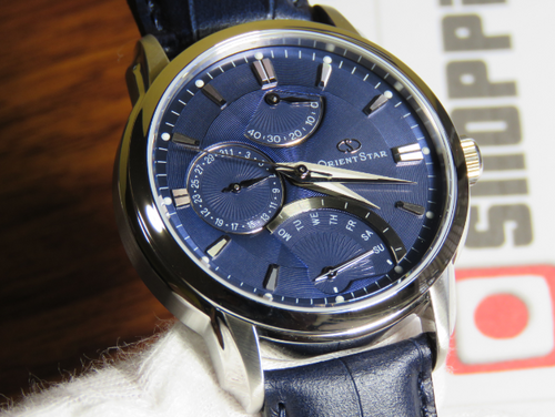 Orient Star WZ0081DE Retrograde