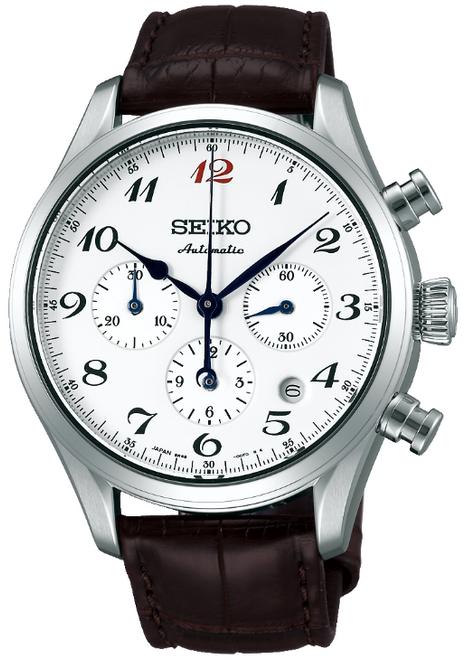 Seiko SRQ019J1  Presage Chronograph 60th Anniversary