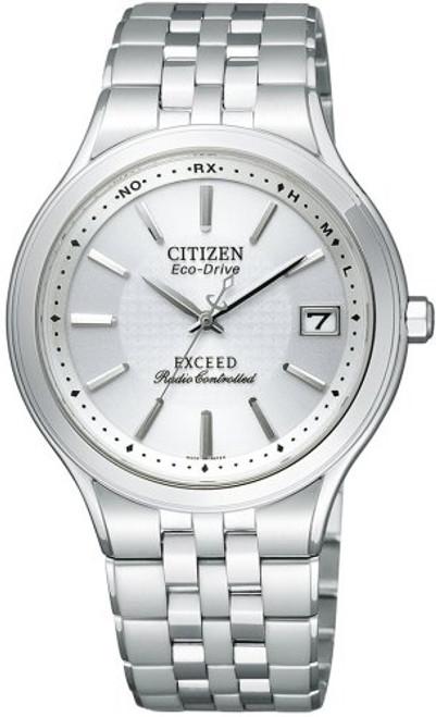Citizen Exceed EBG74-2791 Eco Drive Titanium