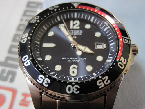 Citizen Promaster Marine PMX56-2812 Diver