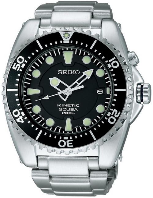 Seiko Prospex Diver Scuba SBCZ011 200M Kinetic