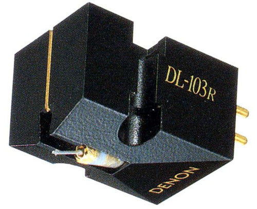 Denon DL-103R Moving Coil Cartridge