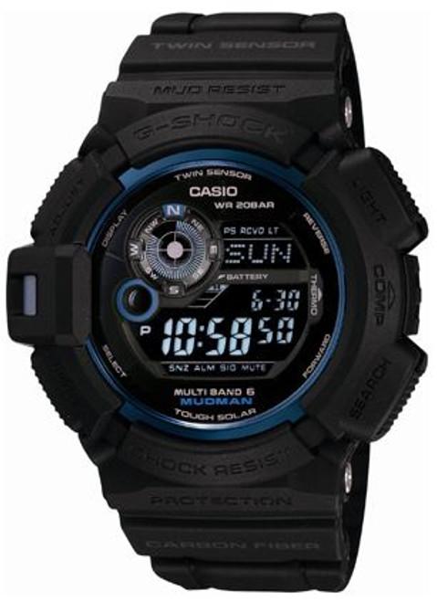 Casio Mudman GW-9330B-1JR Initial Blue Limited