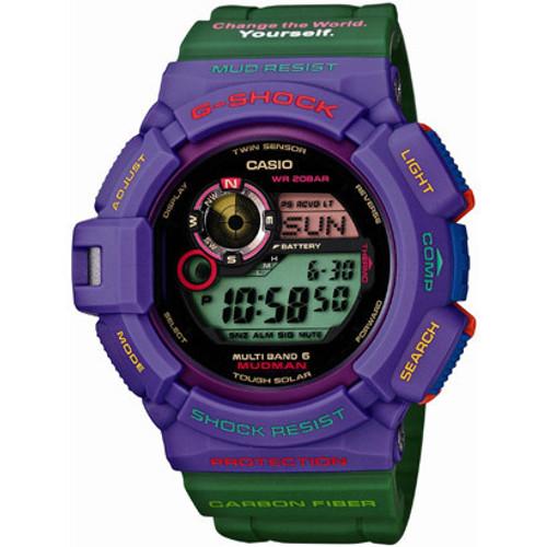Casio G-Shock Earthwatch GW-9301K-6JR Mudman