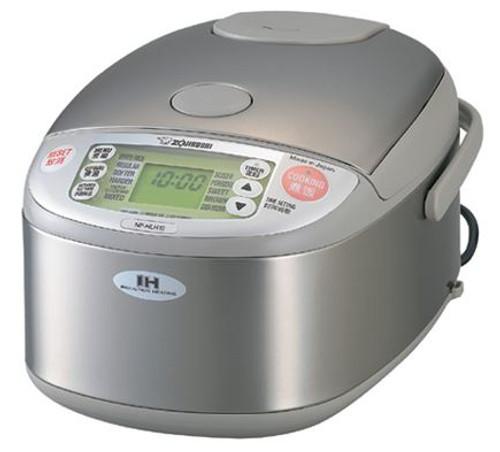 Zojirushi Rice Cooker NP-HLH10 XA 220-230V