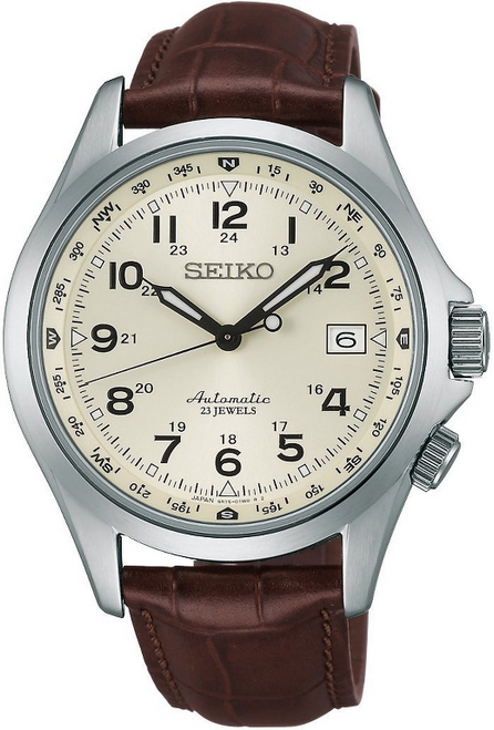 Seiko Mechanical Alpinist SARG005
