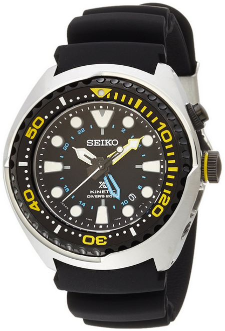 Seiko Prospex SUN021 Kinetic GMT SBCZ023