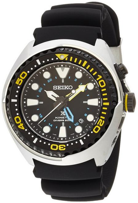 Seiko Prospex SUN021 Kinetic GMT SBCZ023