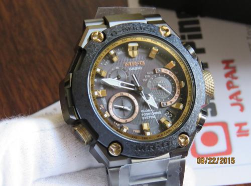 G-Shock GPS MRG-G1000RT