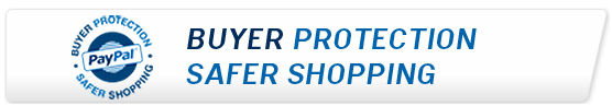 Paypal buyer protection, safer shopping