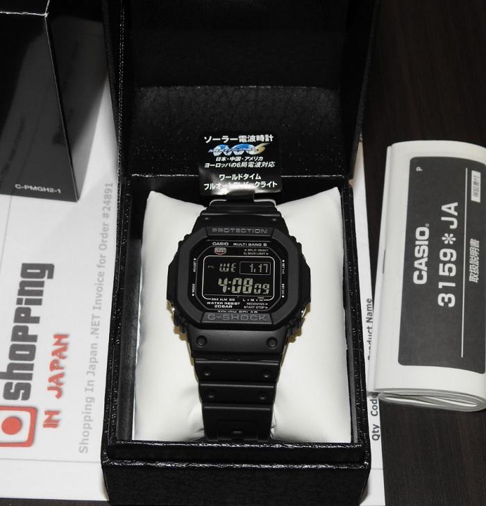 Casio G-Shock Origin GW-M5610-1BJF - Shopping In Japan NET