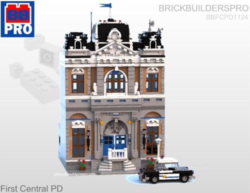 Custom Lego Instructions Pieces Sets And Kits Brickbuilderspro