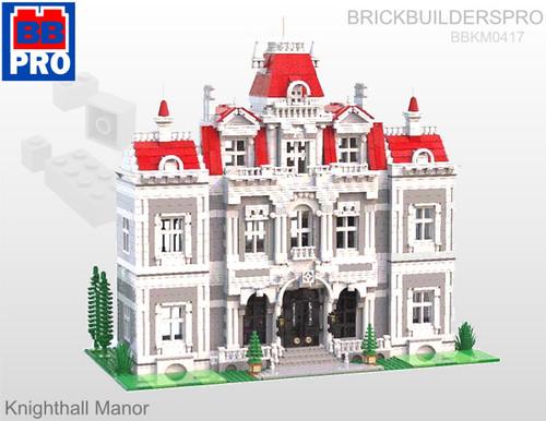 Custom Instructions for Lego at Brickbuilderspro