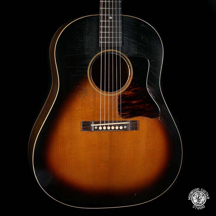 Pre War Guitars Model J Mahogany