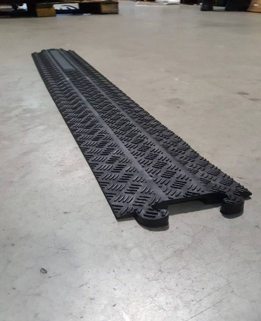 Metro Cable Bridge 133mm wide X 20mm High  X 1000mm long