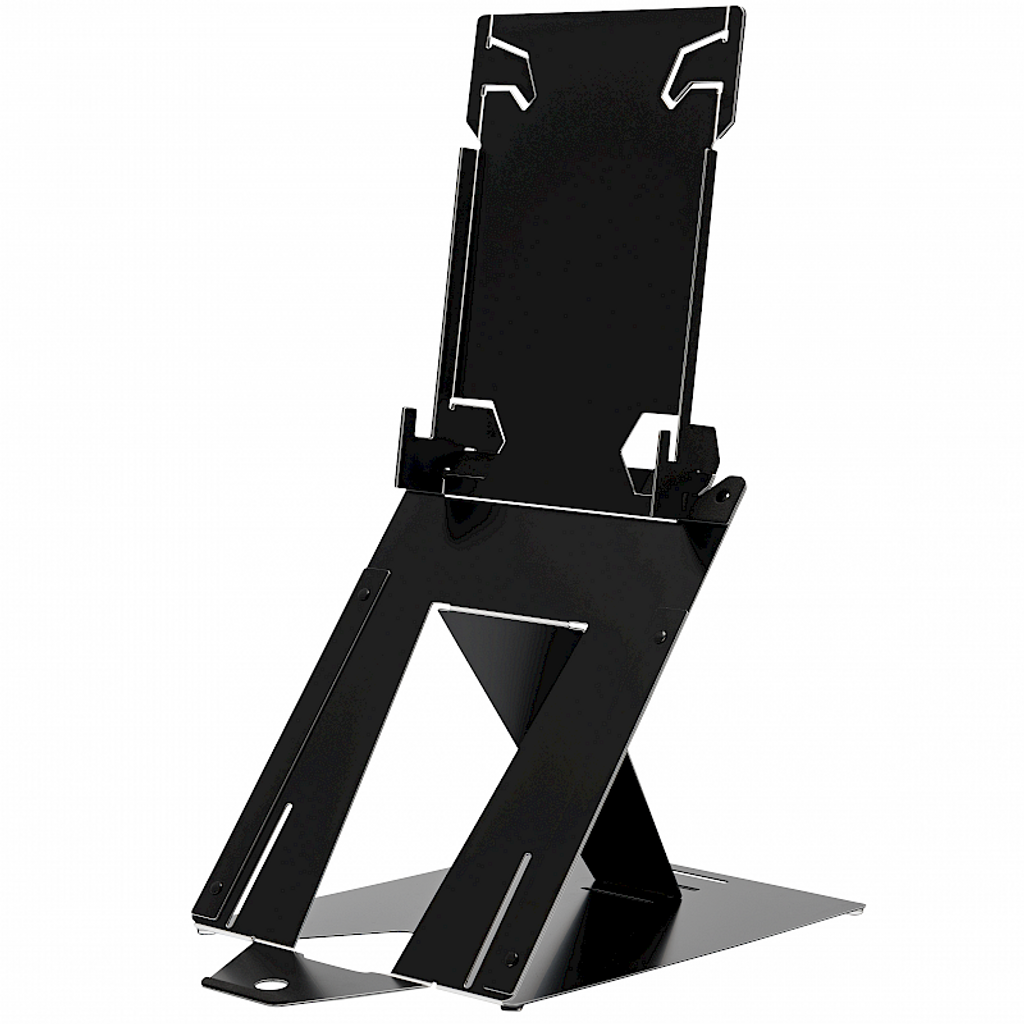 R-Go Duo Laptop Stand adjustable Black