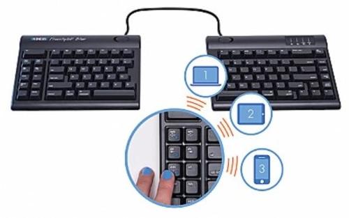 Keyboard Kinesis Freestyle2 Bluetooth 203mm