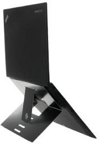 R-Go Laptop Stand Attachable Adjustable Black