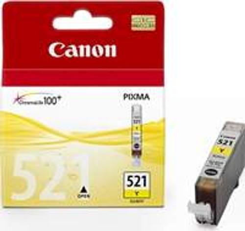 Canon CLI-521 Yellow Ink Tank