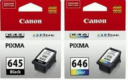 Canon PG645 and CL646 Twin Pack