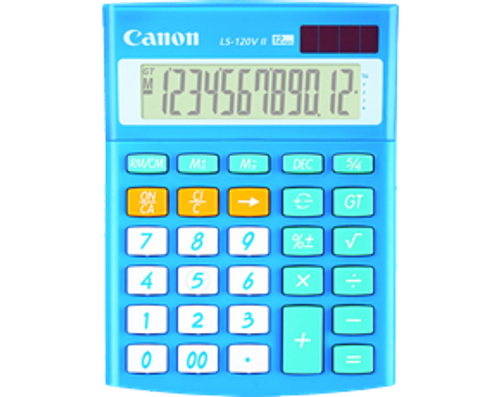 Canon LS-120VIIB Calculator