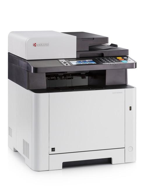 Kyocera M5526CDN Network Colour Laser MFP - Print  / Copy / Scan / Fax