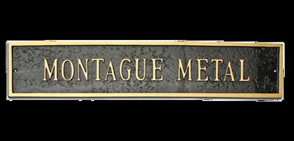 Address Plaque Extension - Classic